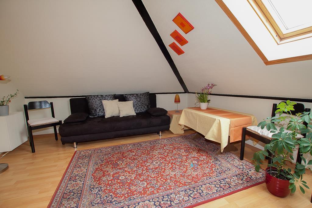 ferienwohnung walkm hle 2 bett ferienwohnung nr 2 in. Black Bedroom Furniture Sets. Home Design Ideas