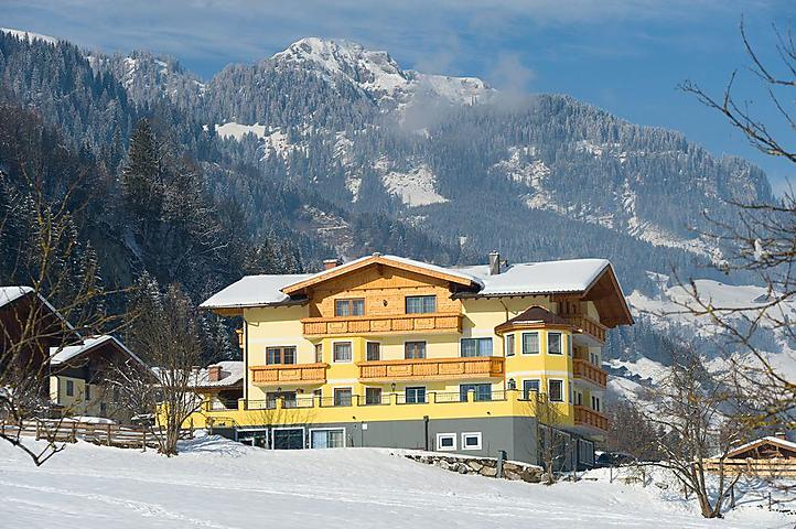Landhaus Wallner im Winter