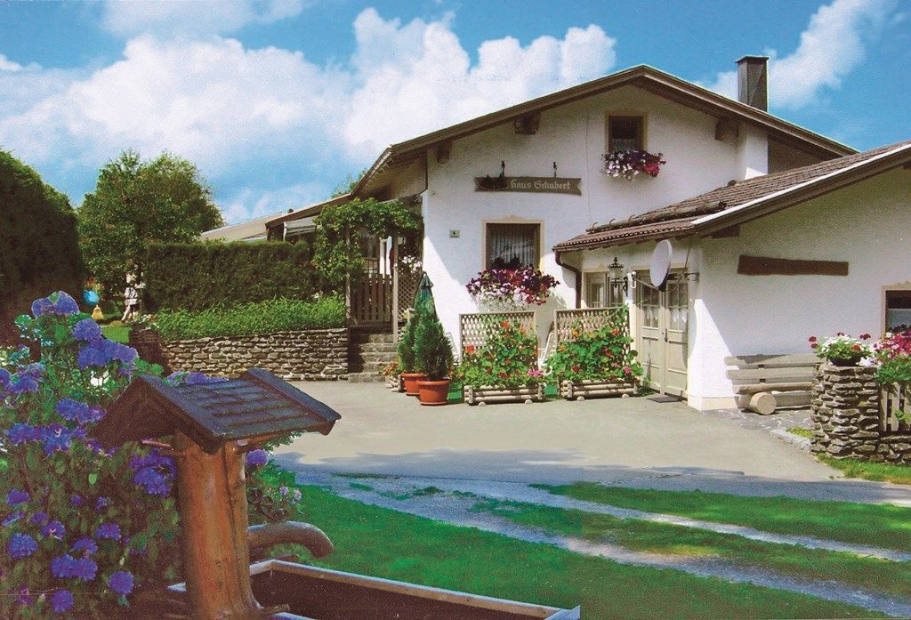 Haus Schubert Neukirchen B Hl Blut Ferienwohnung 60qm Für 4