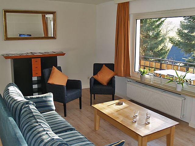 De Roos Vakantiewoningen (Olsberg). Ferienwohnung 2 / Typ B 1-3 ...