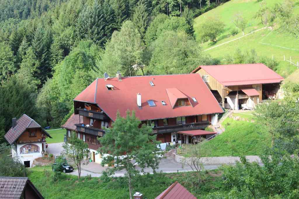 Ferienparadies Maierbauernhof (Bad Peterstal-Griesbach ...