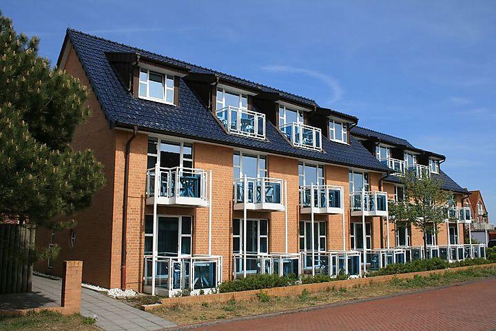 Residenz Südwesthörn, (Norderney). Ferienwohnung Typ A, 62qm, 2 ...