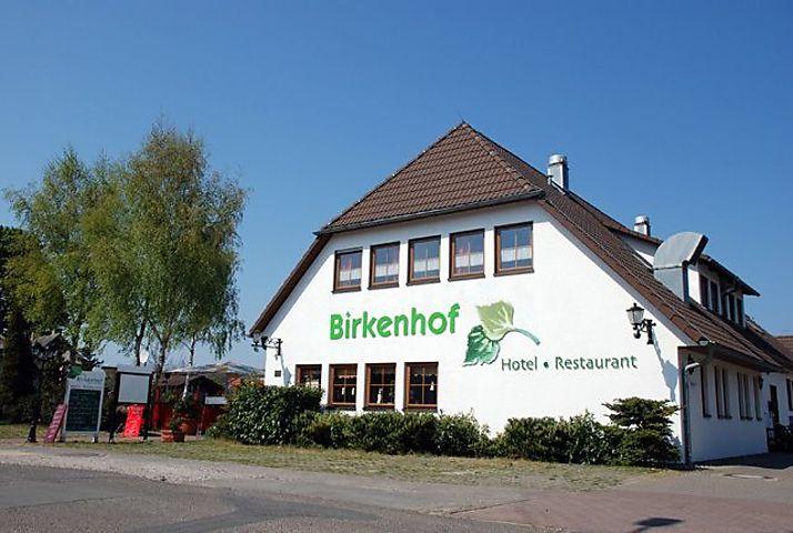 Ferienwohnung Hotel Und Restaurant Birkenhof Kleines Appartement