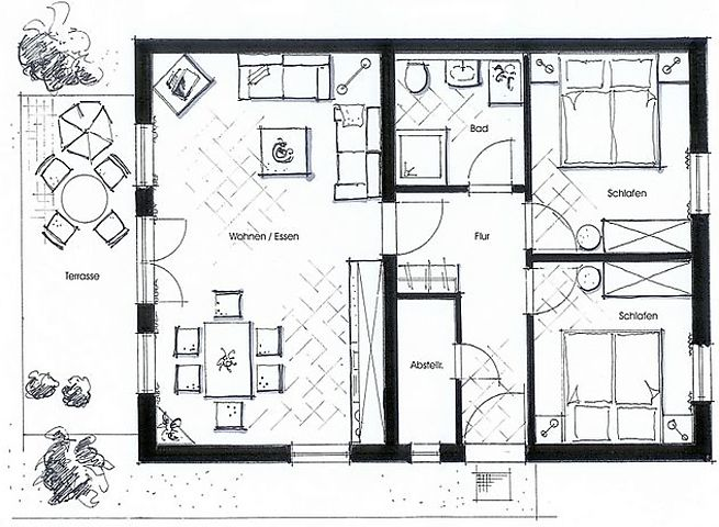 plan appartement online