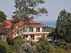 """""""Villa Ostseeblick 5* mit Meer- und Boddenblick NEU 2010 - Gartenetage2"""" in Göhren, Rügen für 6 Personen (Deutschland)"""