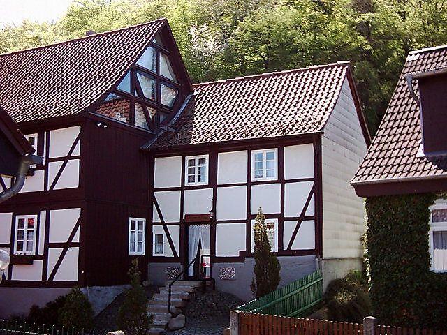 Ferienhaus Etzel - FeWo Etzel in Bad Harzburg für 3 Personen, 1 ...