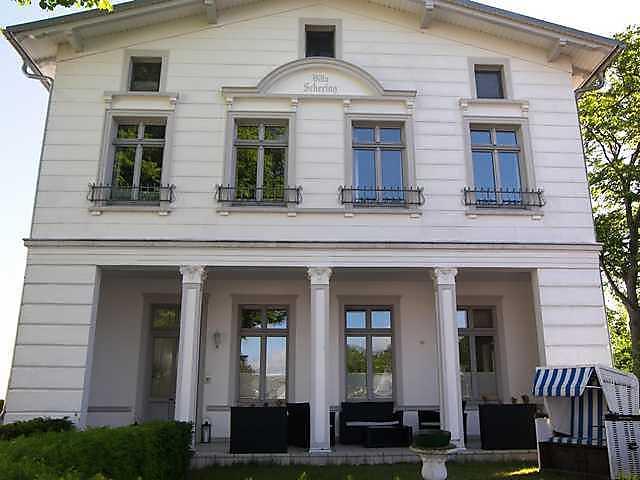 Ferienwohnung Villa Schering - Villa Schering in Heringsdorf für 4 ...