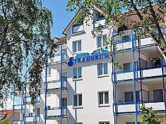 """Ferienwohnung """"Appartementanlage Strandruh WE - 03 Appartement"""" in Binz, Rügen für 4 Personen (Deutschland)"""