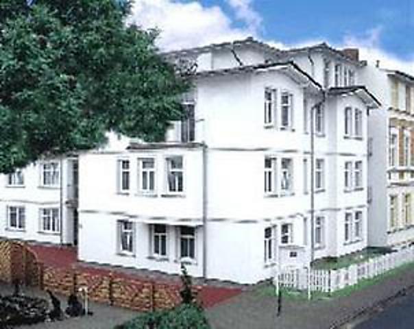 Ferienwohnung Haus Am Kurpark - (Heringsdorf) in Ahlbeck für 5 ...