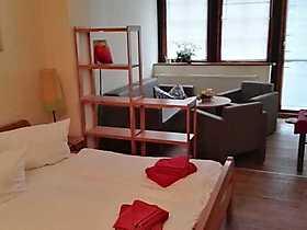 ferienwohnung warnem nde am alten strom lv ferienwohnung 2 f r 4 personen 2 schlafzimmer. Black Bedroom Furniture Sets. Home Design Ideas