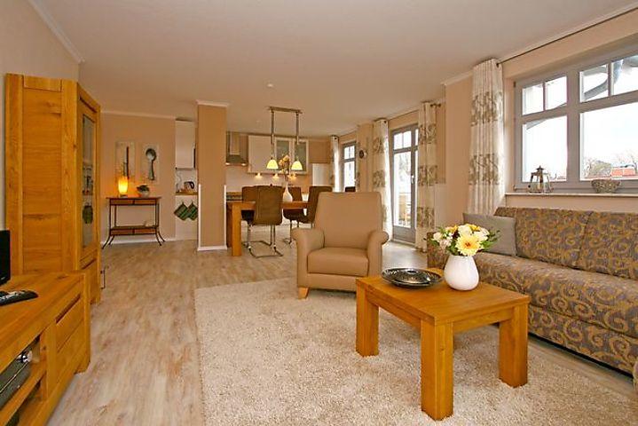 Ferienwohnung Haus am Kliff - Kliff 9 in Heringsdorf für 5 Personen ...