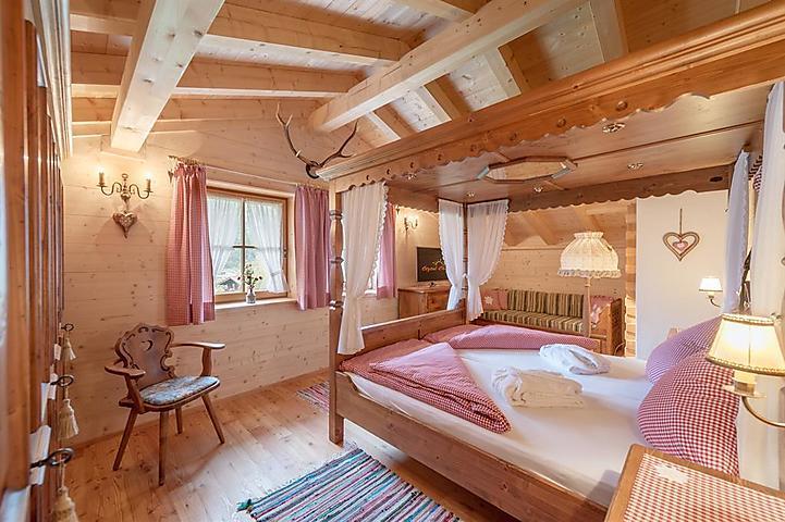 Chalet Ötztal Zimmer