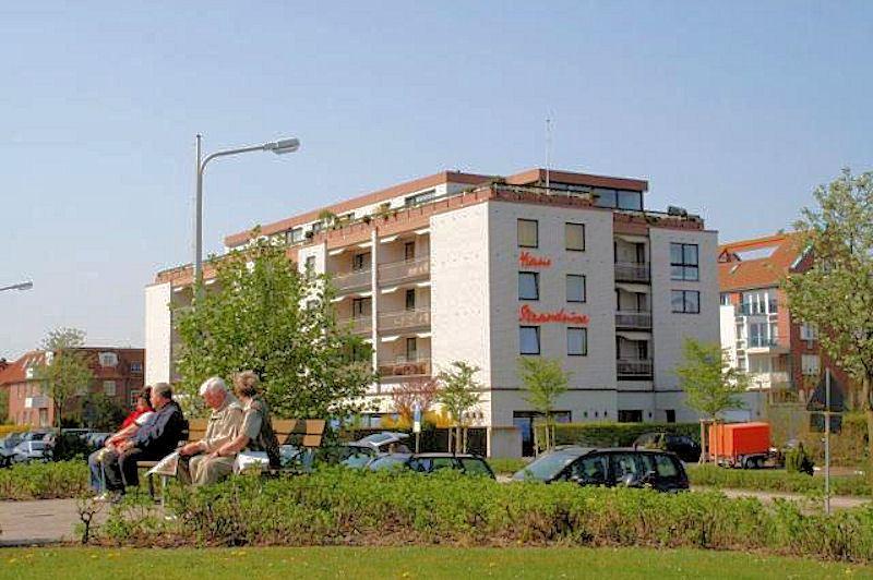 wohnung in cuxhaven f r 4 personen 2 schlafzimmer bei tourist online buchen nr 5810069. Black Bedroom Furniture Sets. Home Design Ideas