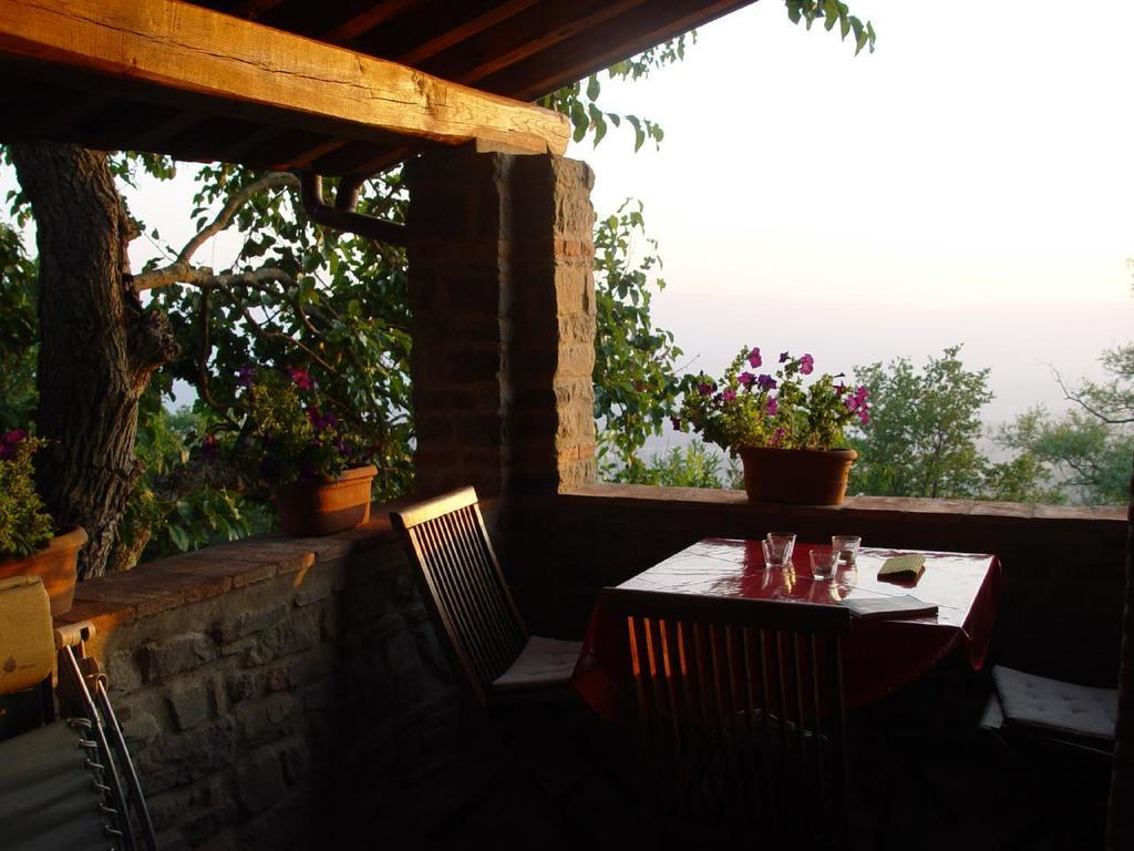 Borgo Morgiano - Ferienwohnung \