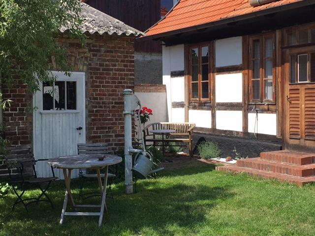 Beliebt Bevorzugt Ferienwohnung Altes Fischerhaus Godewind / 40 qm für 2 Personen @YB_27