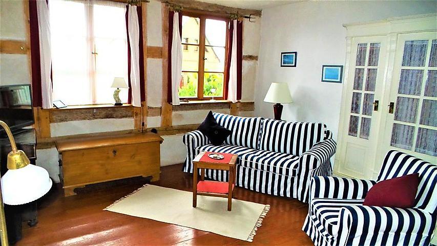 Altes Fischerhaus ferienwohnung altes fischerhaus godewind 60 qm für 2 bis max 4