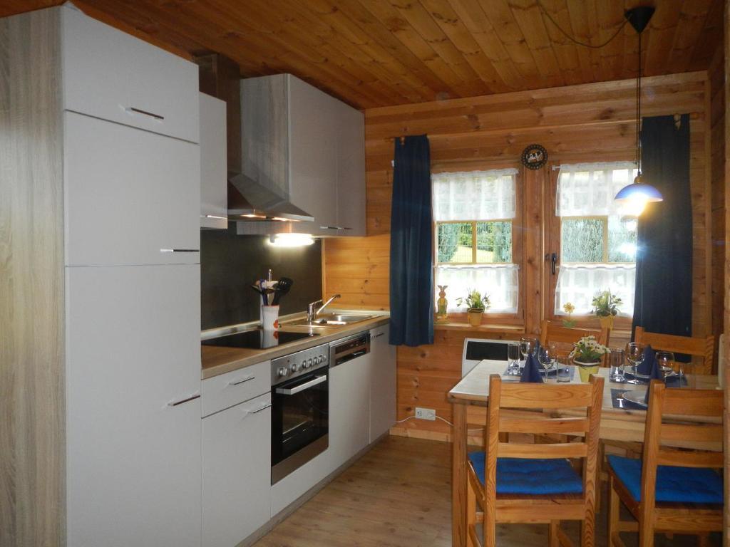 Ferienhaus Blockhaus 2 in Bad Sachsa für 6 Personen, 2 Schlafzimmer ...