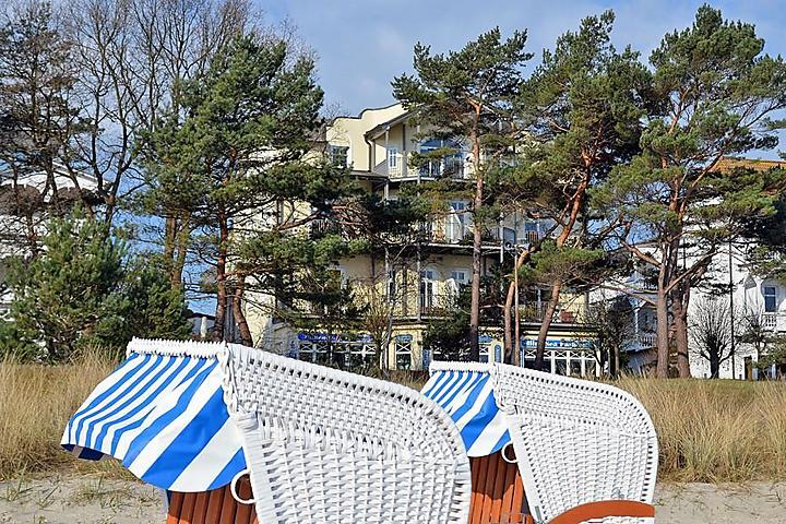Strandvilla Atlantic - direkt am Strand
