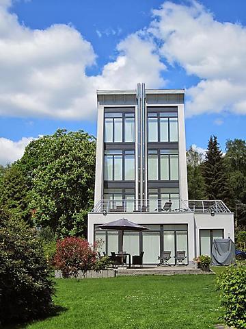 Ferienhaus Exklusive Designvilla am Steinhuder Meer, Profiküche ...