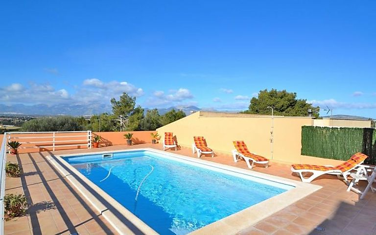 "Villa ""Villa - 3 Bedrooms with Pool and WiFi - 102682"" in Muro, Nord Mallorca für 6 Personen (Spanien) (Bild 1)"