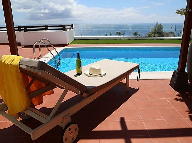 "Villa ""Villa - 2 Bedrooms with Pool, WiFi and Sea views - 103996"" in Playa de Santiago, La Gomera für 4 Personen (Spanien) (Bild 1)"