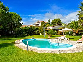 "Ferienhaus ""Villa Ninfea - villa on the slopes of Etna with big garden and pool"" in Mascalucia, Catania für 4 Personen (Italien)"