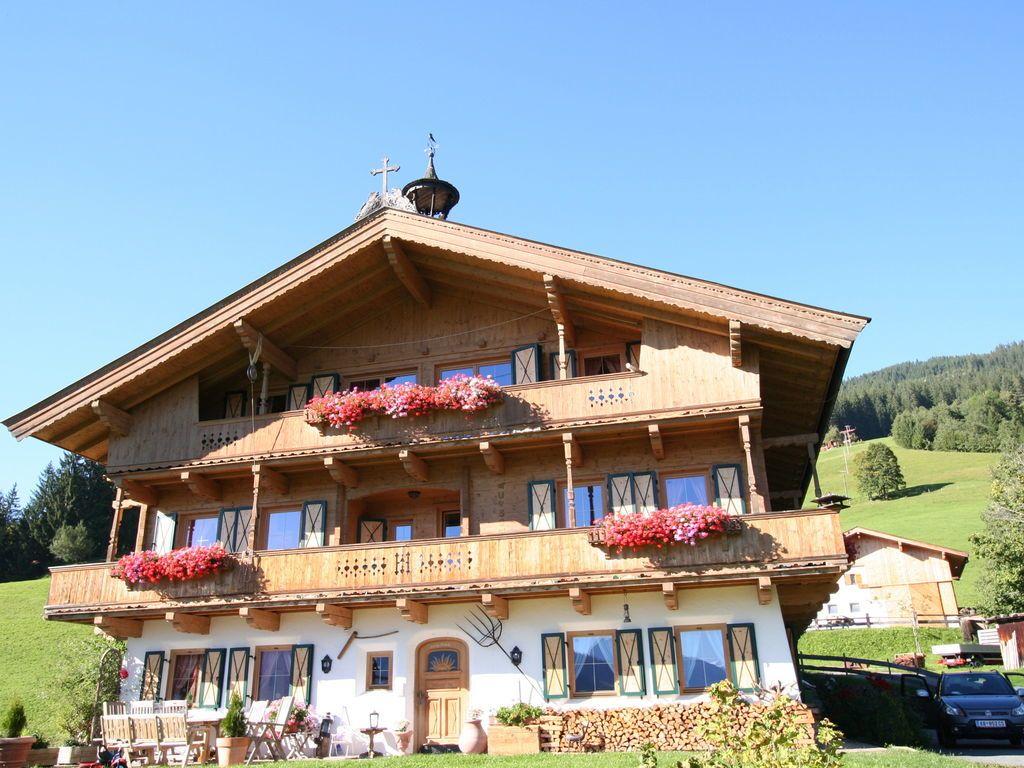 Ferienhaus Schnapplhof in Kirchberg in Tirol fr 12 Personen