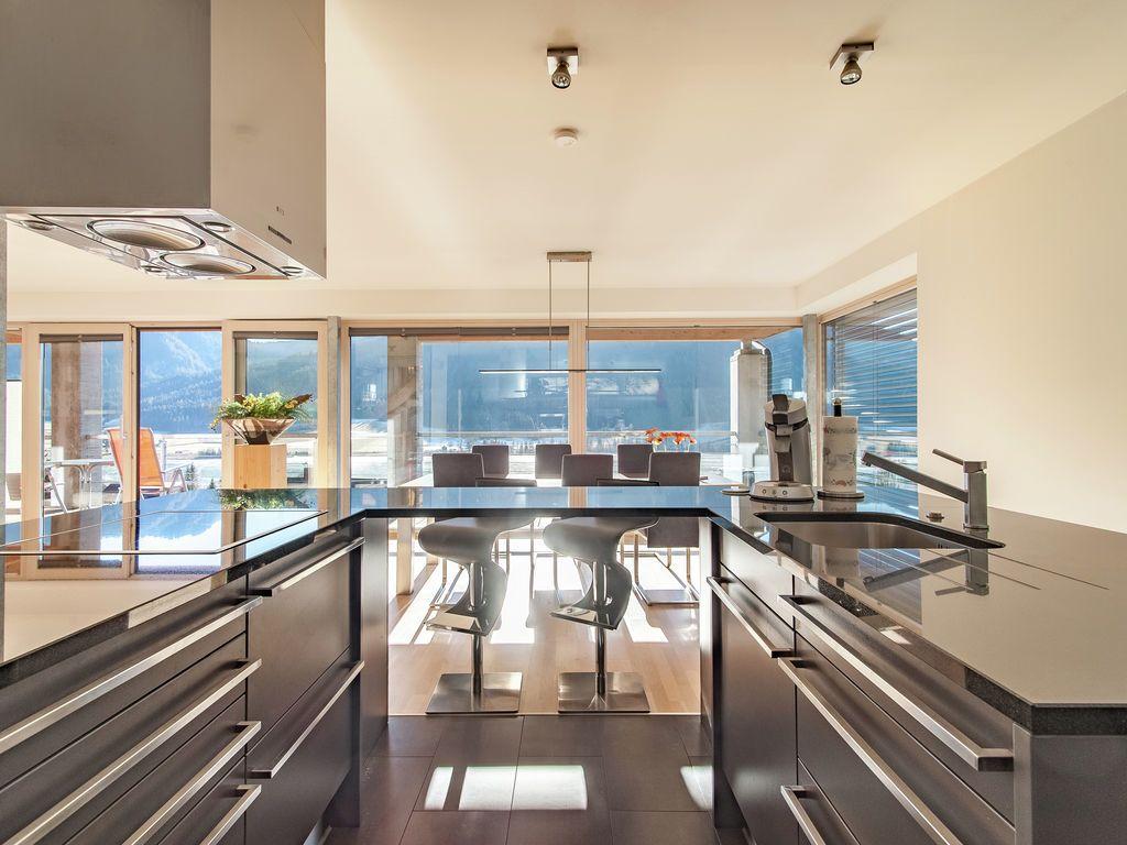 Ferienhaus villa bella isa in weißensee für 4 personen bei tourist