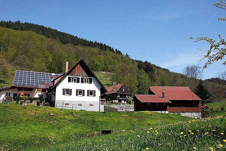 ferienhof huber ohlsbach ferienhaus 60 qm 2 schlafzimmer max 5 personen bei tourist. Black Bedroom Furniture Sets. Home Design Ideas