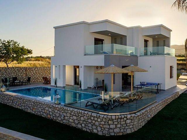 """Ferienhaus Lachania Luxury Villa with Private Pool"", Rhodos für 6 Personen (Griechenland) (Bild 1)"