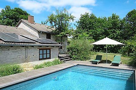 Poolurlaub in Franken - Ferienwohnungen und Ferienhäuser mit Pool