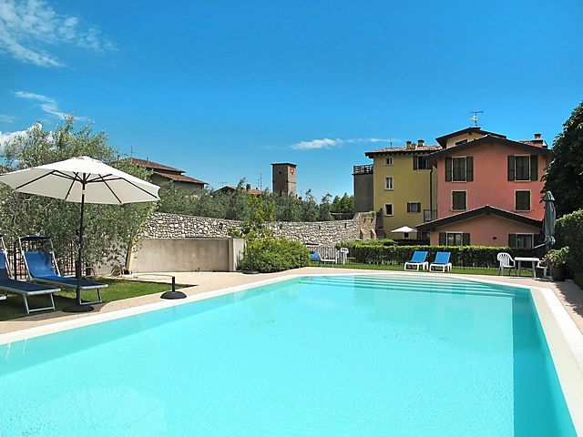 Ferienwohnung Residence Donatello Tla110 In Toscolano Maderno Gardasee Lombardei Fur 4 Personen Italien