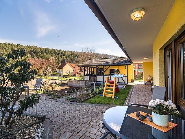Ferienwohnung Katzer In Mossautal Odenwald Hessen Fur 3 Personen Deutschland