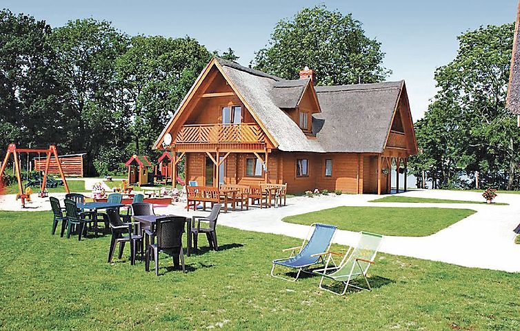 Ferienhaus Zakatek Mala In Kolczewo Fur 12 Personen Bei Tourist
