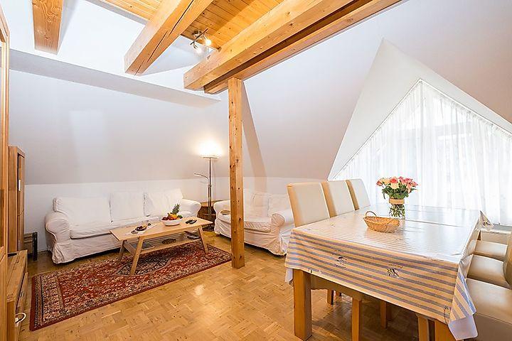 Ferienwohnung 2 5 Pers In Prerow Fur 5 Personen 2 Schlafzimmer Bei Tourist Online Buchen Nr 313861