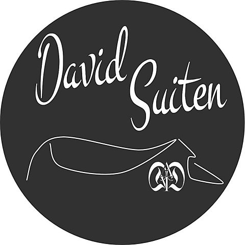 Logo David Suiten mit Wappen