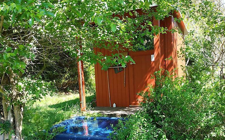 Ferienhaus Waldluftin In Lauscha Fur 3 Personen 2 Schlafzimmer Hund Erlaubt Bei Tourist Online Buchen Nr 2864532