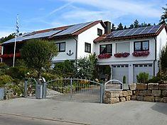 Ferienwohnung in Feuchtwangen, Franken