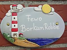 Ferienwohnung auf Borkum, Ostfriesland