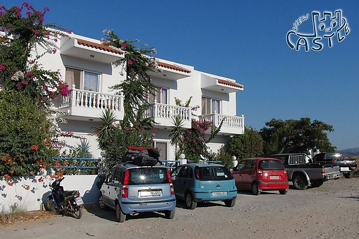 Castle View Apartments - Haraki - Rhodos - Greece