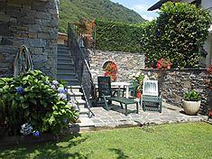 Ferienhaus in Cannobio, Lago Maggiore. Kundenbewertung: 5 von 5 Punkten