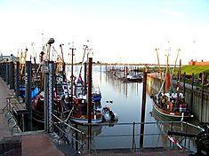 Ferienwohnung in Ditzum, Ostfriesland. Kundenbewertung: 5 von 5 Punkten