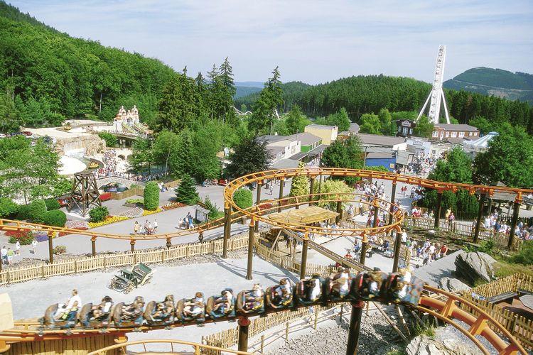Teak Gartenmobel Essen : Reihenhaus Center Parcs Park Hochsauerland in Medebach, Sauerland