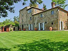 Ferienhaus in Cortona, Arezzo. Kundenbewertung: 5 von 5 Punkten