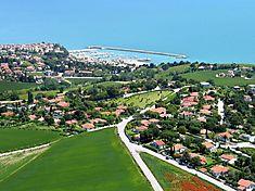 Ferienwohnung in Numana, Küste um Ancona. Kundenbewertung: 5 von 5 Punkten