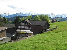 Bauernhof in Walzenhausen, St. Gallen. Kundenbewertung: 5 von 5 Punkten