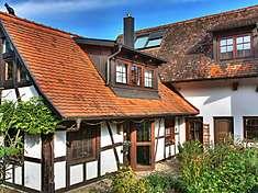 Ferienhaus am Rhein
