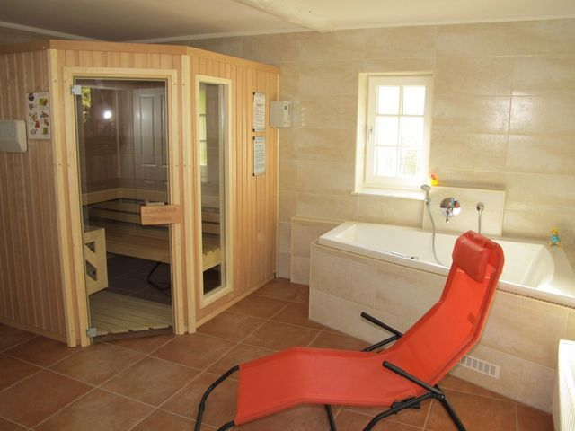 Badezimmer Mit Sauna Und Whirlpool U2013 Ragopige, Badezimmer