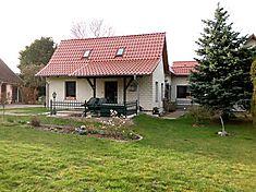 Ferienhaus in Plau, Mecklenburgische Seenplatte. Kundenbewertung: 5 von 5 Punkten