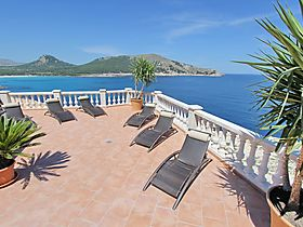 Top-Meerblick-Apartment in Cala Ratjada